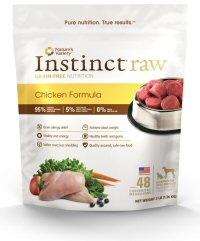 Instinct Raw Frozen Diet For Dogs And Cats